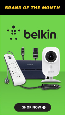 Brand Of The Month Belkin
