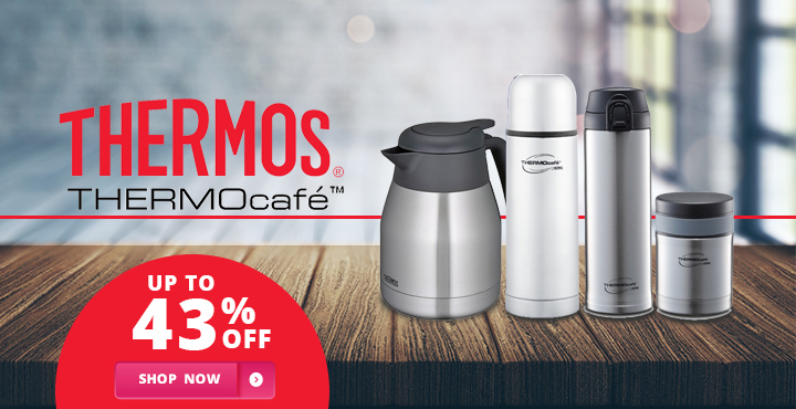 Up To 43% Off Thermos ThermoCafe