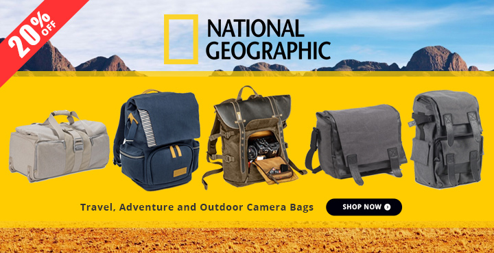 20% OFF National Geographic