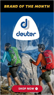Brand Of The Month Deuter