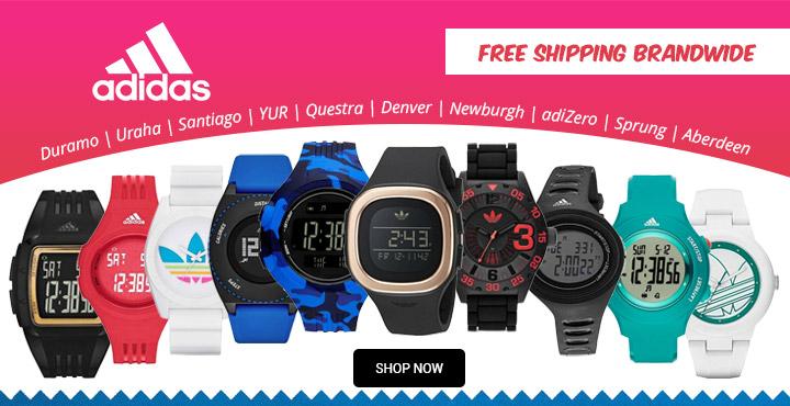 Adidas Free Shipping Brandwide