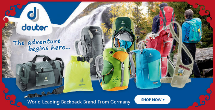 Deuter World Leading Backpack Brand From Germany