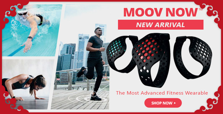 New Arrival MOOV Now