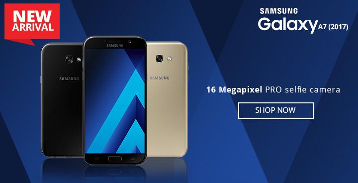 New Arrival Samsung Galaxy A7 2017