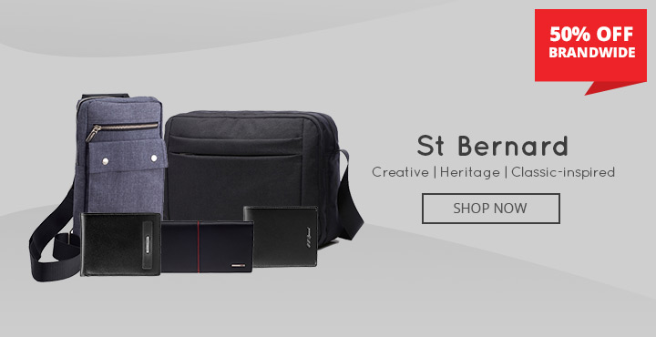 50% Off Brandwide St Bernard